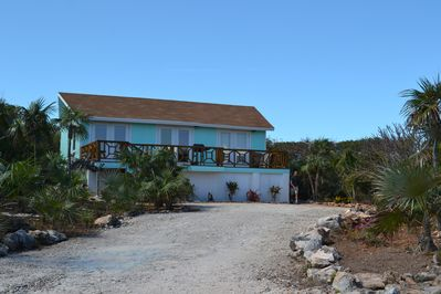 Welcome to White Sands Cottage on Little Exuma!