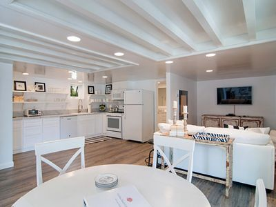 Photo for Gorgeously Remodeled Carlsbad Beach Bungalow
