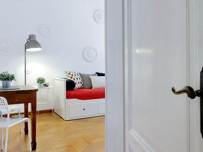 Photo for Bright and comfortable essential comfortable apartment in the heart of Rome