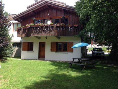 Photo for Apartment in a chalet - Les 2 Alpes