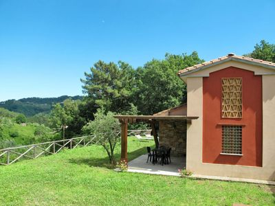 Photo for One bedroom Villa, sleeps 4 in Luciano with Pool, Air Con and WiFi