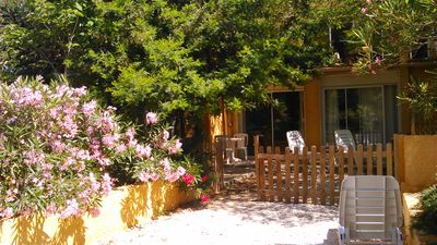 Photo for House HYERES VAR for families with garden