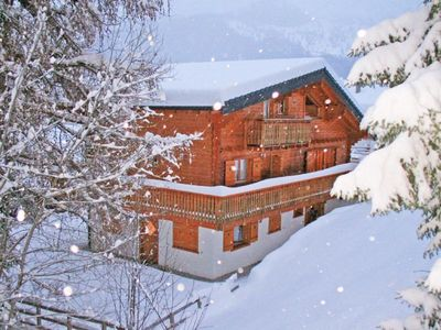 Photo for Holiday house La Tzoumaz for 16 persons with 7 bedrooms - Holiday house