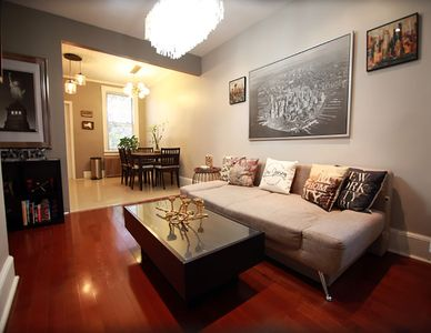 Photo for BEAUTIFUL HOME AWAY FROM HOME APARTMENT **NO PARKING**