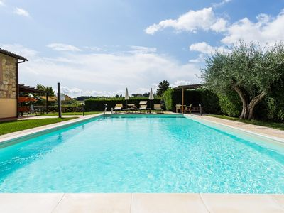 Photo for Farmhouse Casa del sole: Tuscany-Umbria Apartament with pool and air condition