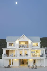 Photo for Luxury Beach House in a Private Beachfront Location