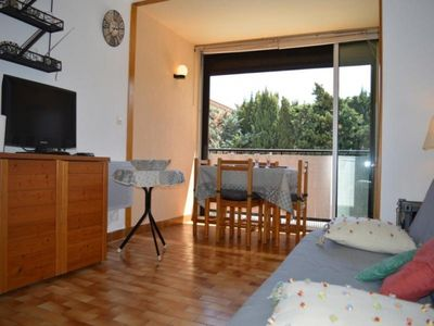 Photo for Apartment Argelès-sur-Mer, studio flat, 4 persons
