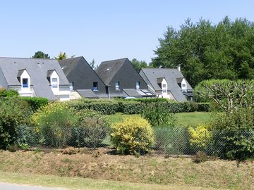 Golf de Rhuys-Kerver, Saint-Gildas-de-Rhuys, Morbihan, France
