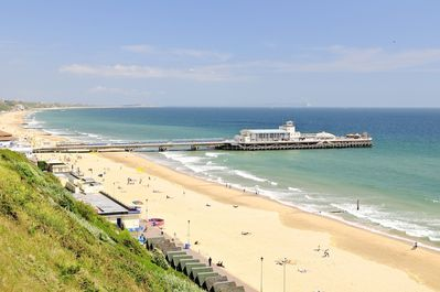 Bournemouth pier 200 metres from house