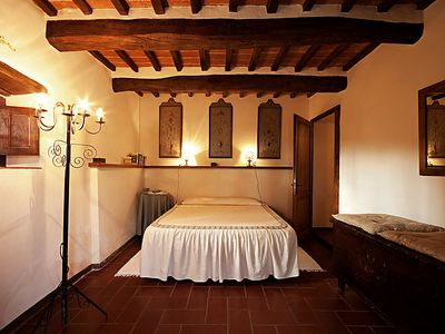 Photo for Vacation home Borgo Elena in Cortona - 5 persons, 2 bedrooms