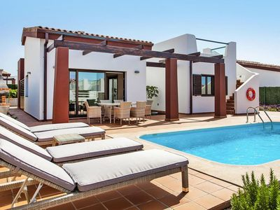 Photo for holiday home, Caleta de Fuste  in Fuerteventura - 6 persons, 3 bedrooms