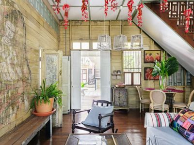 Photo for The Anonymous House, Heritage Home in Silom with Plunge Pool