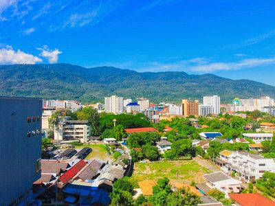 Photo for High Floor apartment with amazing mountain view!