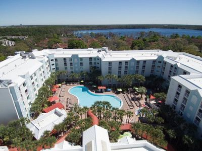Photo for Family-Friendly Suite Near Disney! Free Shuttle To Parks! Pool, & Hot Tub