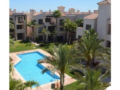 Photo for Apartment in Roda Golf resort