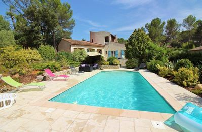 Photo for CHARMING VILLA HEIGHT OF CANNES