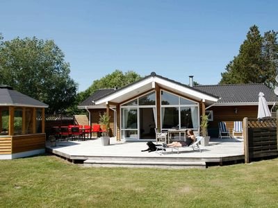 Photo for Stylish Holiday Home in Saeby with Sauna