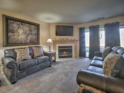 Photo for Pointe Royale Walk-in Condo w/ Resort Amenities!