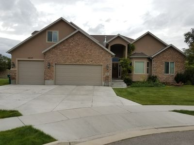 Photo for Large Luxury home. Close to Salt Lake, canyons. Great for groups. Sleeps 17!
