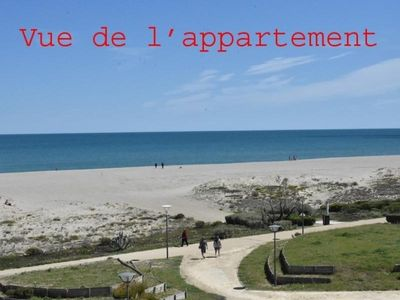 Photo for Apartment Port Leucate, studio flat, 5 persons
