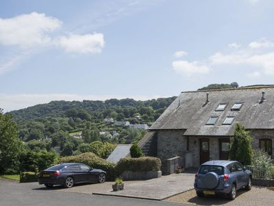 Photo for BOWS, family friendly, with a garden in Dittisham, Ref 976140