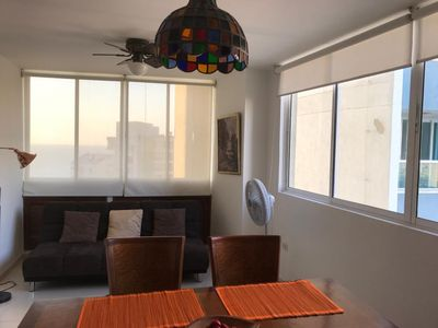 Photo for 1 bedroom apartment with excellent location in tourist sector