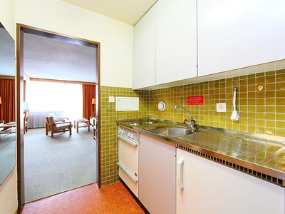 Photo for Apartment in the center of Davos with Internet, Pool, Lift, Parking (53089)