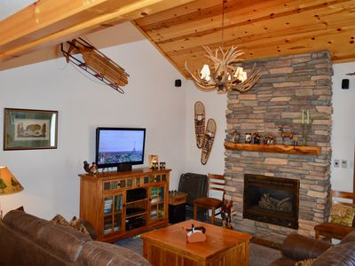 Photo for Spacious Town Home - Perfect In All Seasons - 2 bedroom + Loft + mudroom + deck