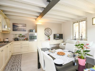 """Photo for 3 bedroom villetta with pool """"My Sirmione Family Home Deluxe"""