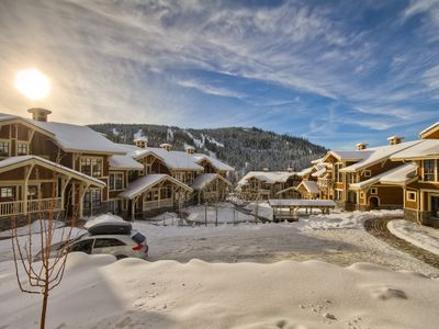 Photo for 2BR Condo Vacation Rental in Sun Peaks, BC