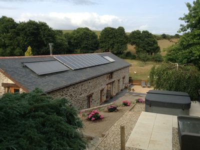 Photo for Stunning Barn Conversion with Indoor Pool, tranquil setting, coastal location.