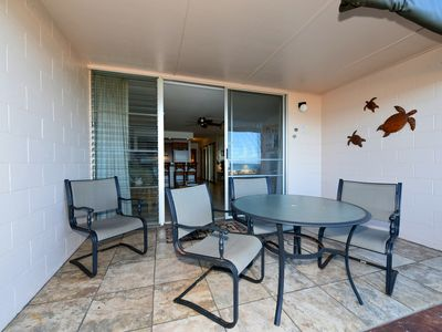 Photo for Makani Sands #108 1brm Beachfront Condo in West Maui