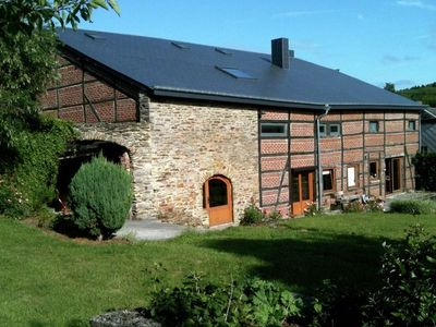Photo for Dazzling and original house in the Village of the Book of Redu