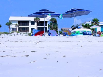 Photo for Absolute Anna Maria A Gorgeous 2 Bedroom, 2 Bathroom Condo, Private Beach Access, Heated Pool, 2 Balconies