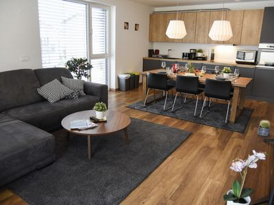 Photo for Villa Popp - Luxury Apartment Ljubljana 3 Bedroom 2 Bathroom + Parking