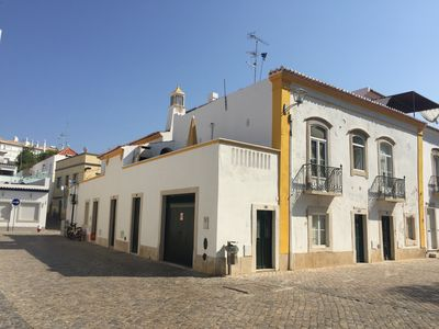 Photo for Casa Risca Amarela-a new apartment in an old house