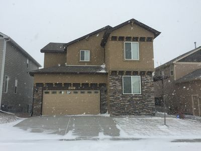 Gorgeous 5 bedroom home just 5 min from the Air Force Academy!