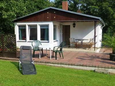 Photo for Cosy holiday home in Thale with terrace and sweeping grounds