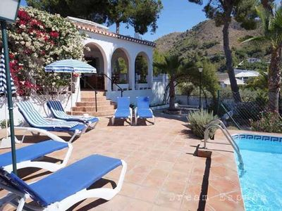 Photo for Detached Villa With Private Pool And Panoramic Mountain Views
