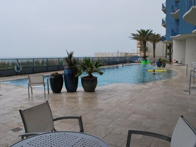 Photo for Sterling Breeze-1705, Beachfront -Pier Park area-Contact owner for best rates