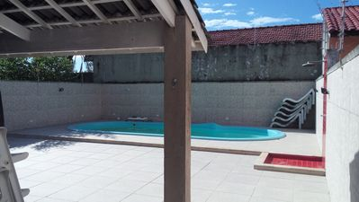 Photo for House with swimming pool Itanhaém