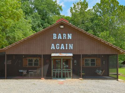 Photo for Barn Again is now a home for people not horses! 2 miles from downtown Edenton