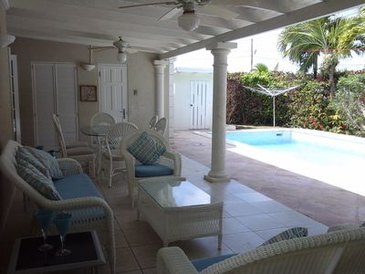 Photo for Take Five Villa with Private Pool And Spacious Patio