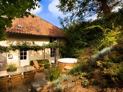 Photo for Rustic cottage 'Hansel and Gretel-like' house with Welness!