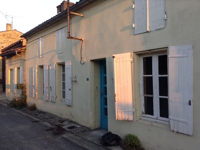 Photo for Lovely Large Charentaise House Near Shops For Families Or Couple