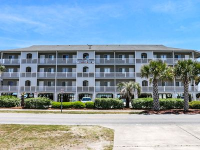Photo for Channel Marker 306 2 Bed, 2 Bath Oceanfront Condo