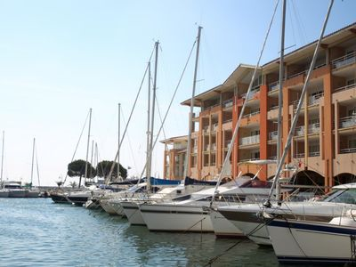 Photo for 1 bedroom accommodation in Port Frejus