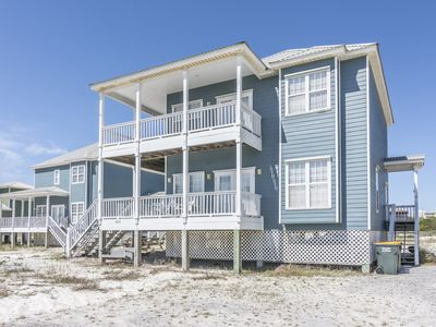 Photo for Great Beach House with lots of porches.