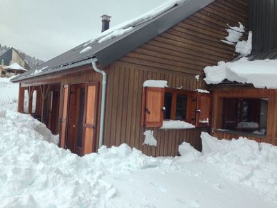 Photo for CHALET DU BEC DE L´AIGLE - Chalet for 15 people in Laveissière