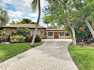 Photo for New Listing! Upscale Home w/ Private Pool & Tiki Hut, Near Beach